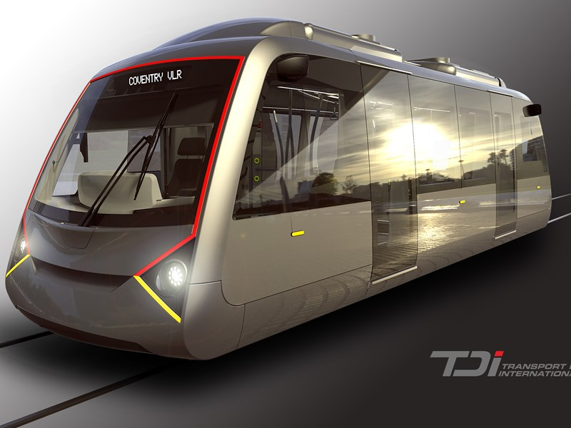 Innovative partner awarded contract to develop very light rail trackform